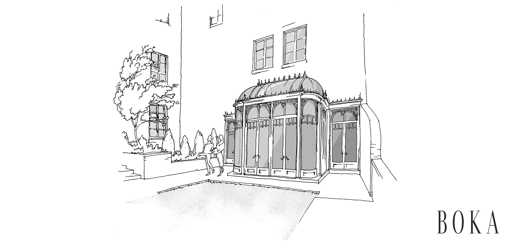 10a Upper Eastside Townhouse Conservatory
