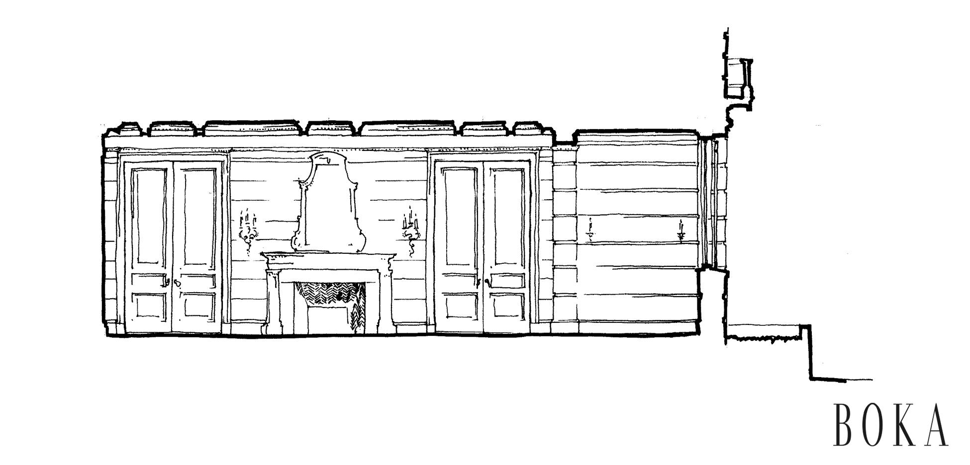 13 Upper Eastside Townhouse Interior