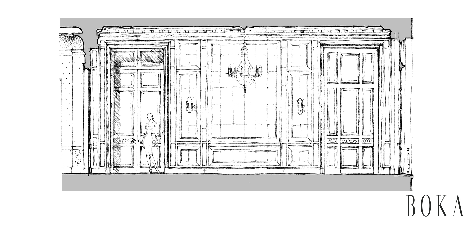15 Upper Eastside Townhouse Dining Room