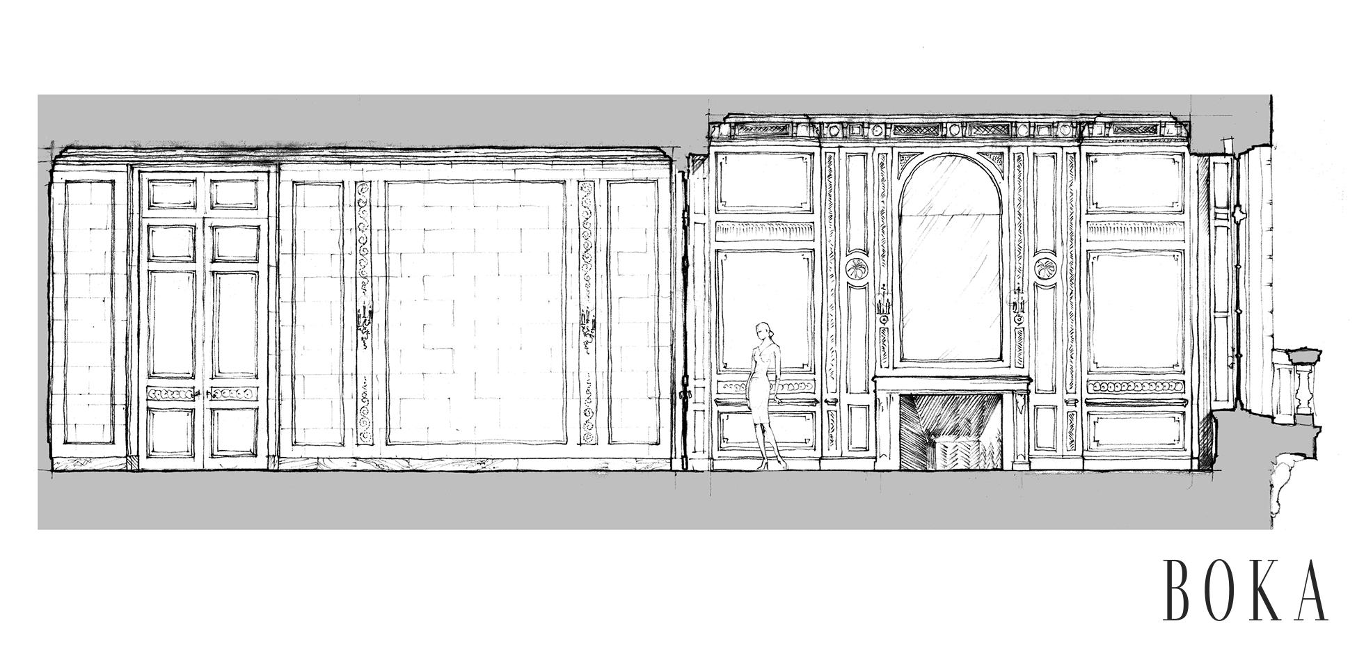 5 Upper Eastside Townhouse Stair Hall