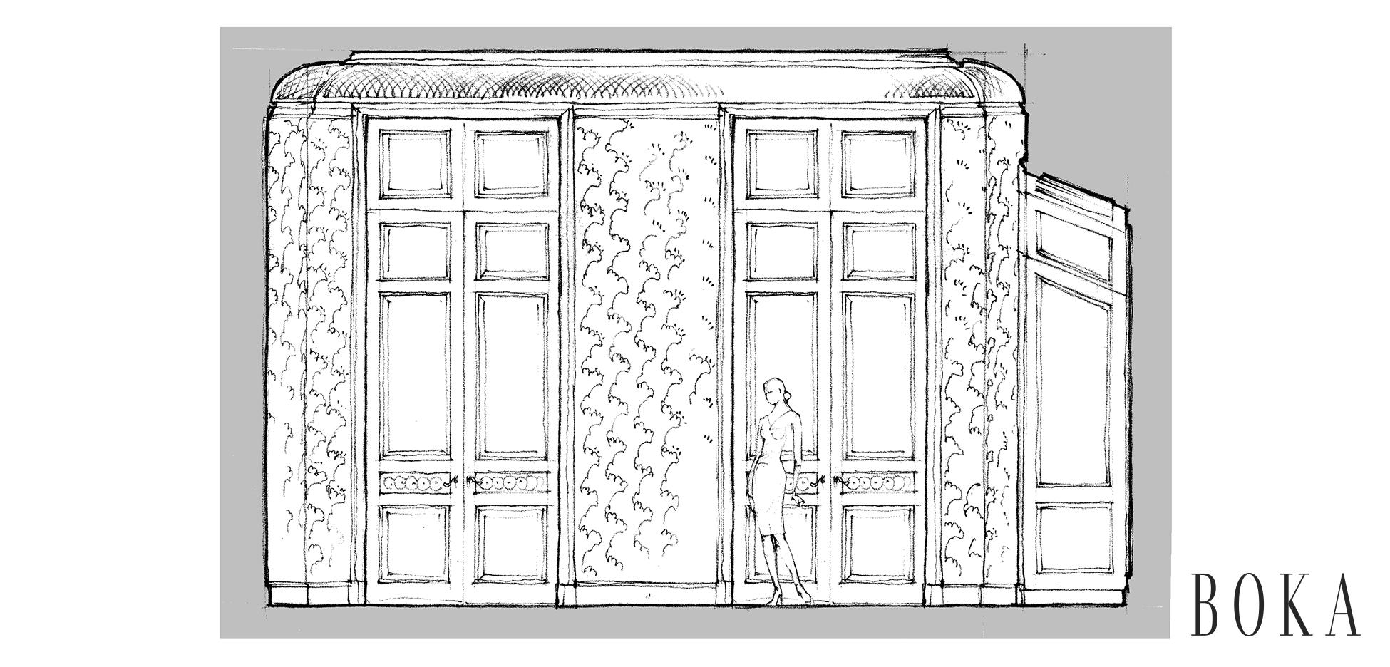 9 Upper Eastside Townhouse Living Room