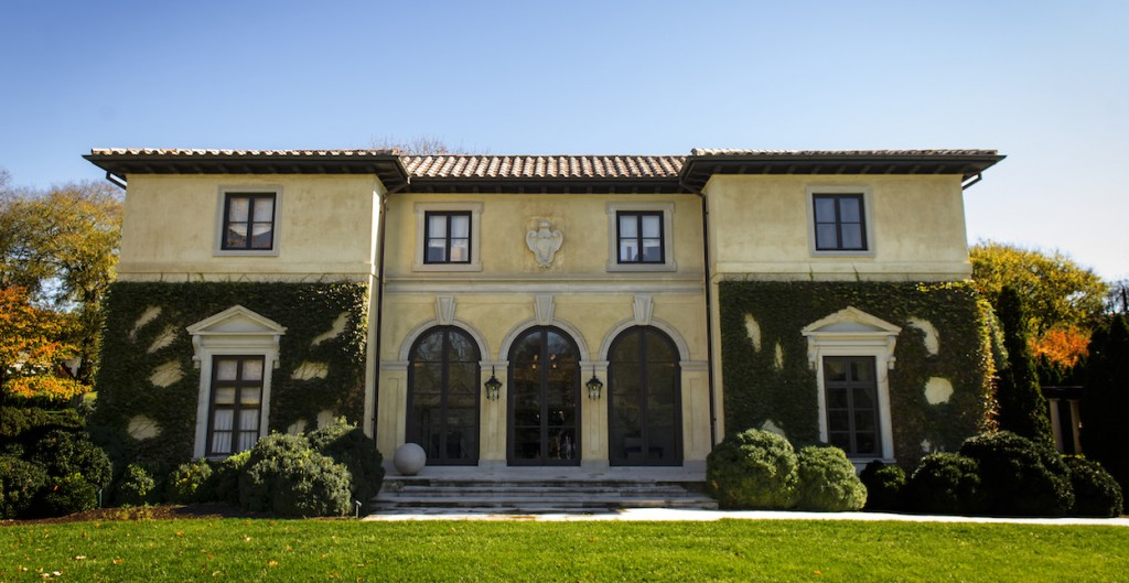 Italian tuscan villa style home nashville tn brian o for Italian villa architecture