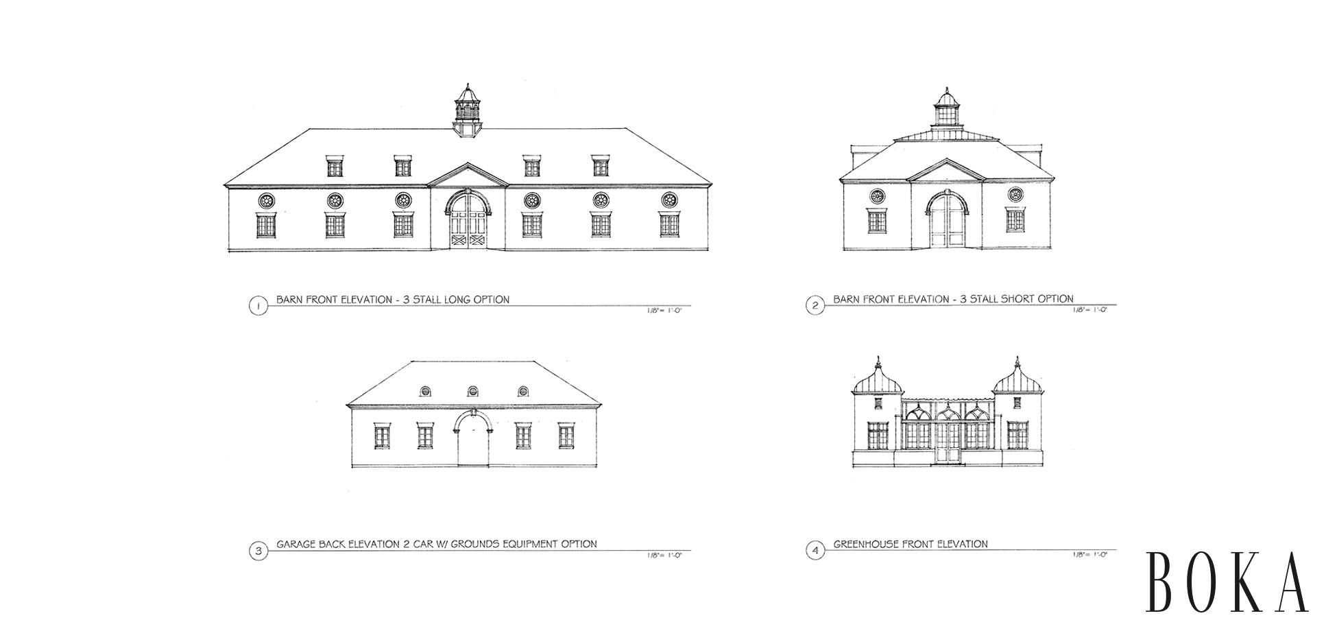 Brian OKeefe Architect Greenwich Estate 1