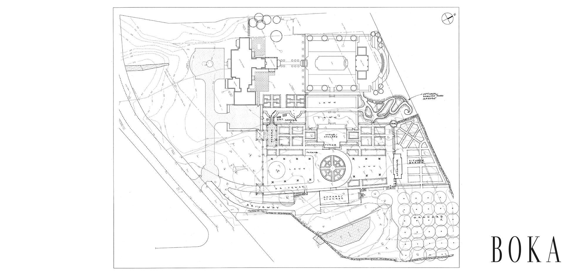 Brian OKeefe Architect Greenwich Estate 2
