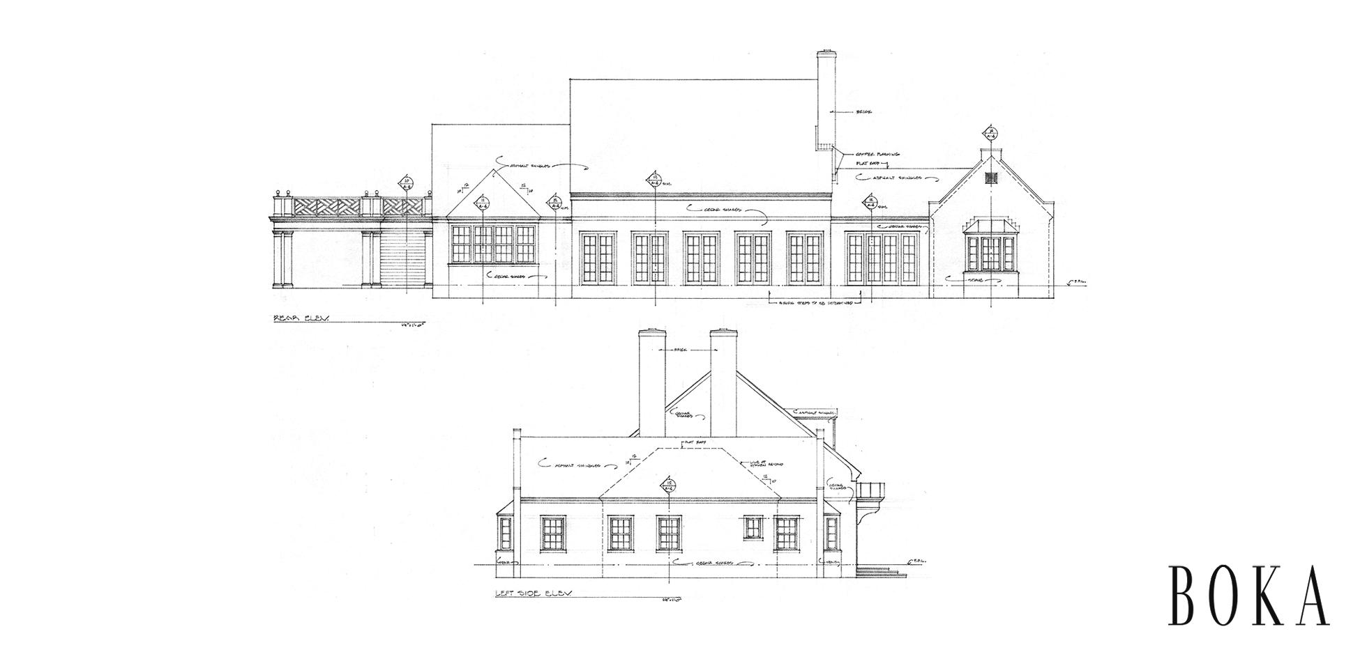 Brian Okeefe Architect Birmingham Residence 1