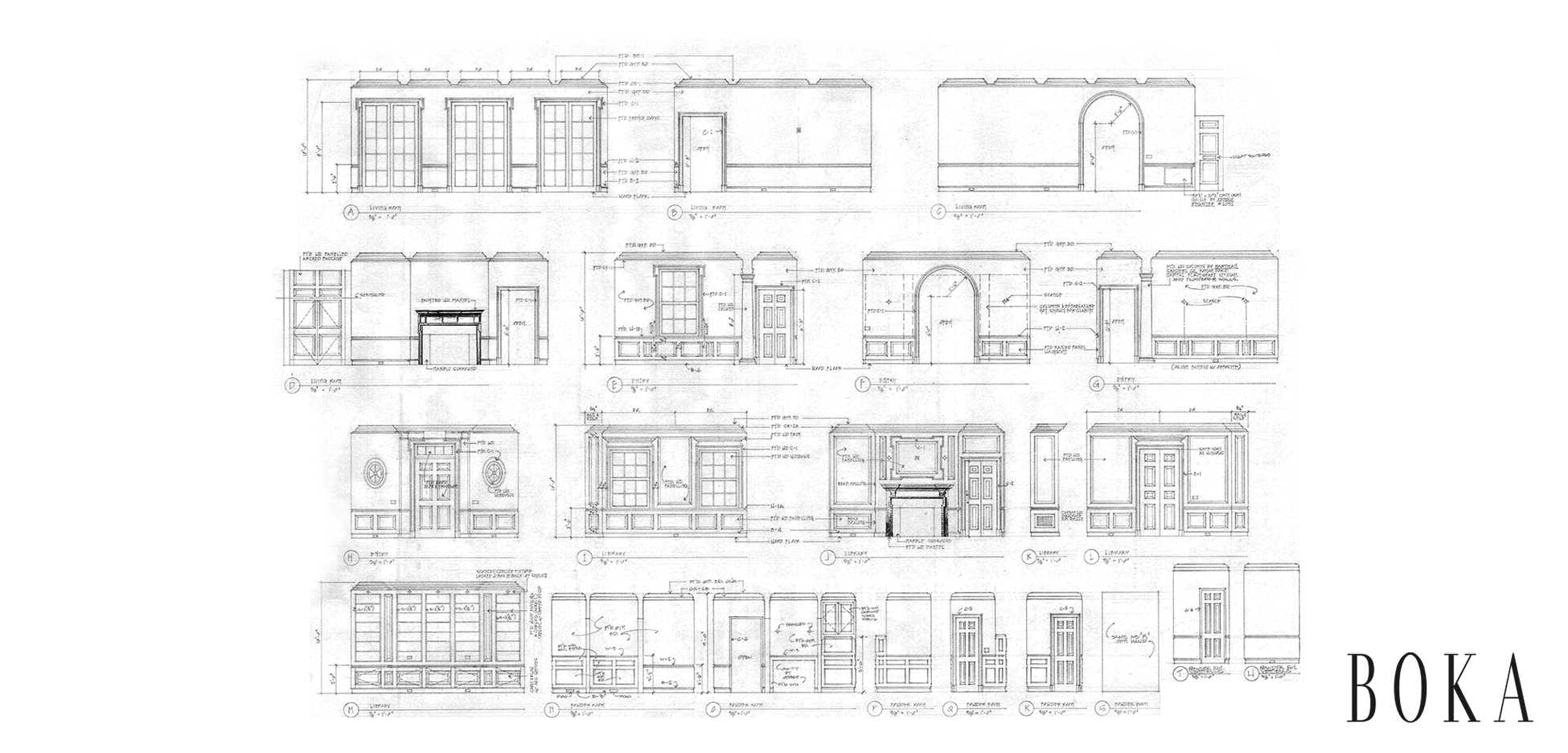 Brian Okeefe Architect Birmingham Residence 4